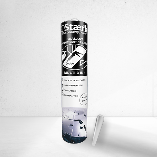 Staerk Sealant Adhesive Filler 3in1